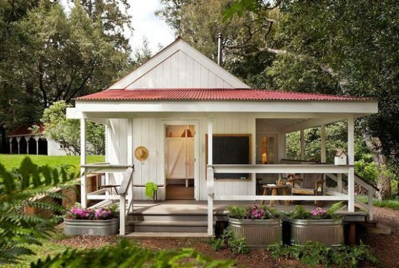 Tinny House o Mini Casas